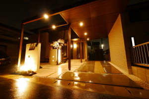 夜景プラスGカールーフ倉敷
