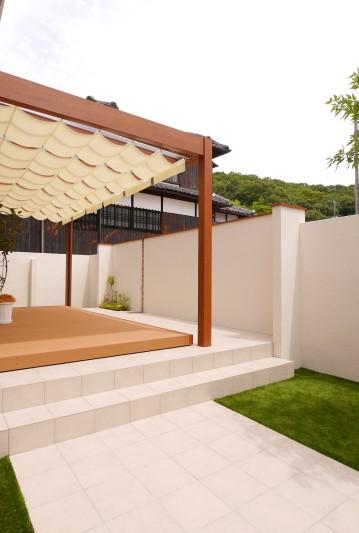 リレーリアテラス屋根
